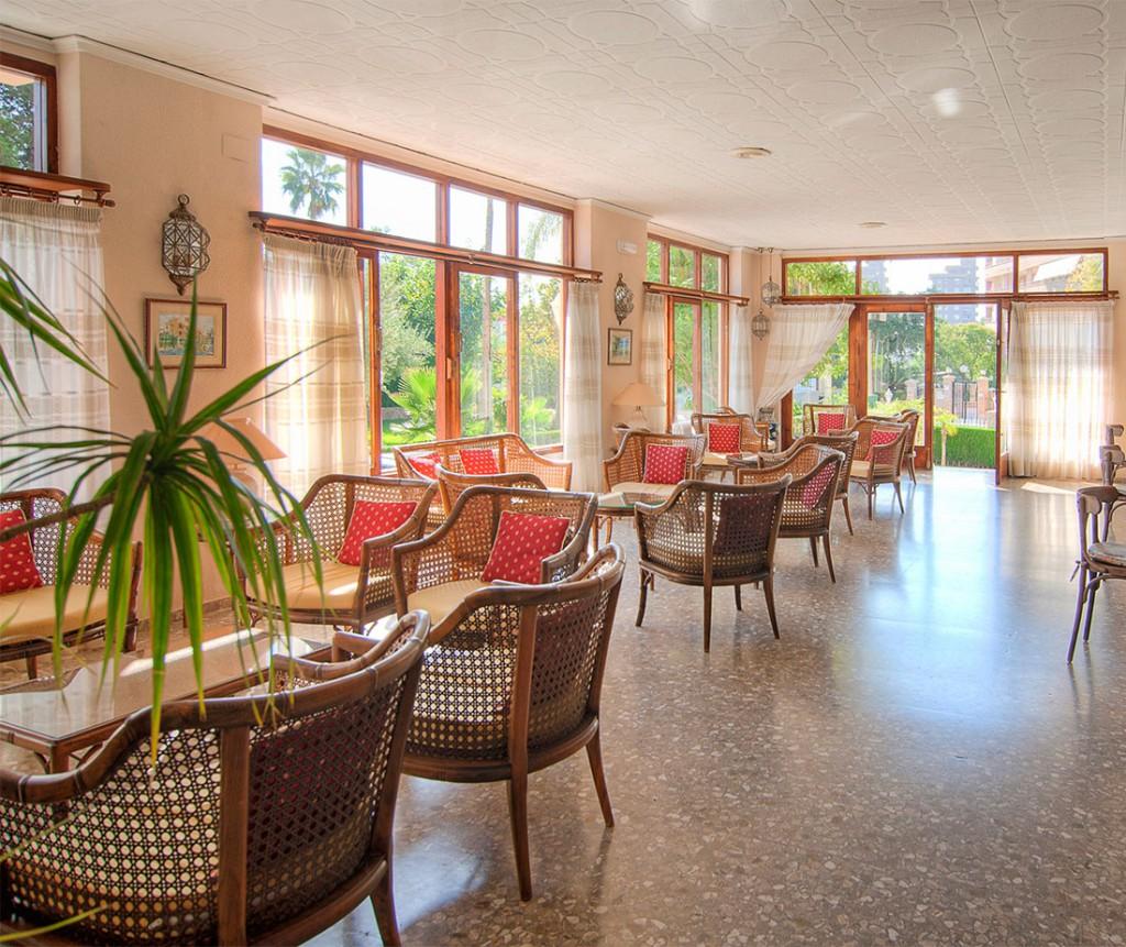 Bar Hotel Vista Alegre en Benicassim