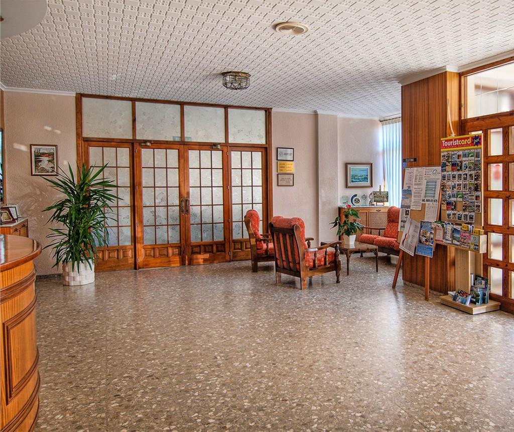 Endrada Hotel Vista Alegre en Benicassim