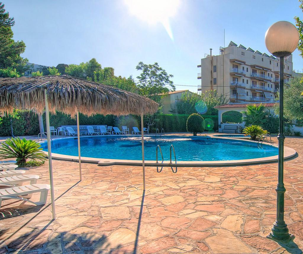 Piscina Hotel Vista Alegre en Benicassim