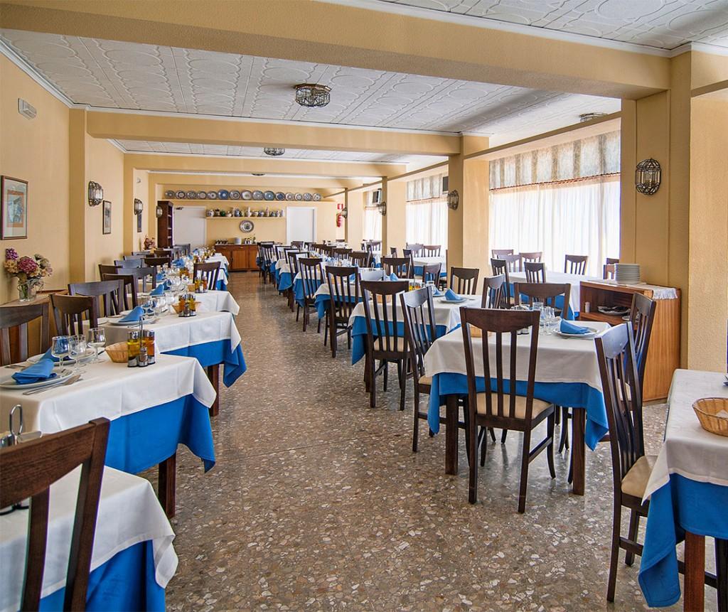 Restaurante Hotel Vista Alegre en Benicassim